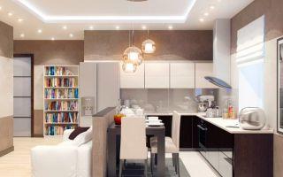 Планировка кухни 16 квадратных метров: рациональное использование пространства, хитрости планировки, фото дизайна