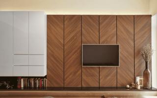 Стеновые панели для внутренней отделки: использование в популярных интерьерных стилях