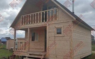 Брусина – как работает компания по строительству деревянных домов