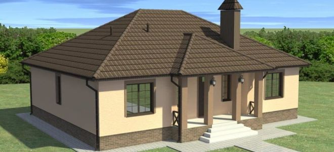 Особенности проектирования дома 11 на 11, планирование пространства и выбор материала для строительства