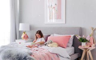 Важные моменты при планировке детской для девочки
