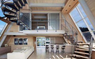 Дом-шалаш: характерные черты, планировка и порядок строительства