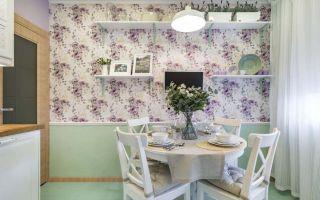 Стиль прованс в интерьере кухни: секреты планирования и оформления