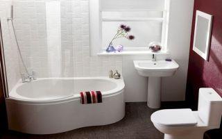 Ванная комната 3 кв. м: совмещенная с туалетом и без, а также куда девать стиральную машину