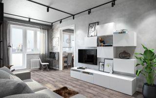 Квартира 75-76 кв. м: дизайн и лучшие решения зонирования пространства