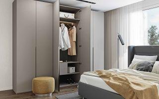 Как правильно выбрать шкаф-купе в спальню