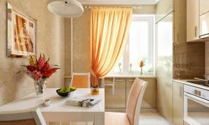 Планировка кухни 9 кв. м: удачные решения дизайна и интерьера, интересные варианты с балконом и в типовой квартире