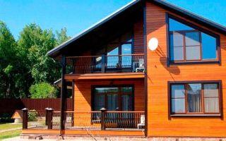 Важные моменты при проектировании каркасных домов