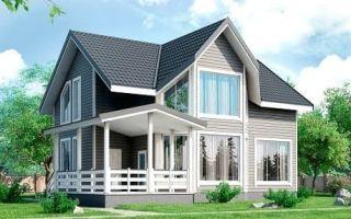 Особенности щитовых домов: технология возведения