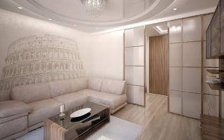 Планировка зала: общие правила, варианты оригинального оформления