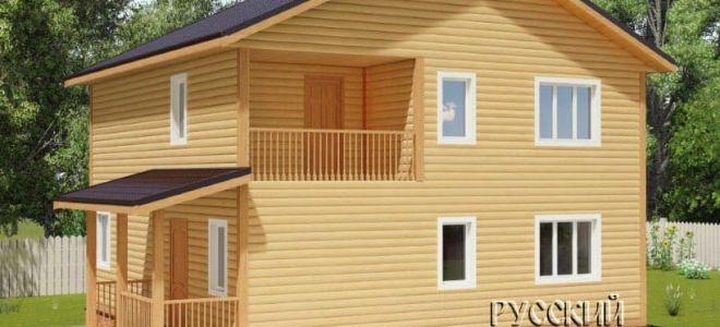 Преимущества и нюансы при возведении, планировке двухэтажного дома 9 на 9