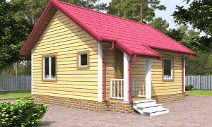 Дачные дома с верандой: фото летних построек эконом-класса и советы по выбору