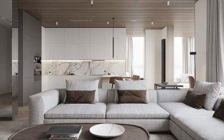 Разработка дизайна трехкомнатных квартир в Москве