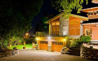 Делаем грамотное освещение жилого дома: автоматизация и различные схемы