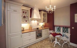 Стиль неоклассика в интерьере кухни в светлых тонах: фото дизайна