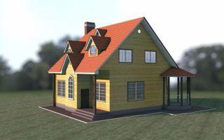 Что необходимо учесть при проектировании дома 9 на 9 с мансардой: особенности и рекомендации