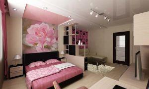 Комфортная квартира 31-32 кв. м: оформление и зонирование жилого пространства