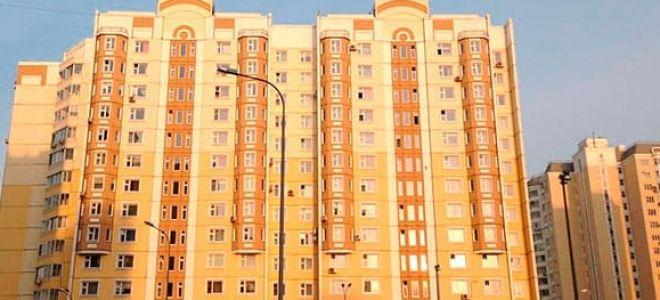 Характеристики дома серии П-3М: планировка квартир
