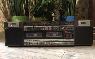 Насколько хорошо звучали кассетные магнитофоны