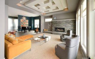 Гостиная комната: дизайн и планировка для больших и маленьких помещений.
