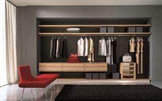 Как спланировать гардеробную: определяемся с размерами и зонами хранения, подбираем стиль