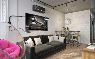 Что нужно знать о планировке и дизайне квартиры площадью 50 кв. м