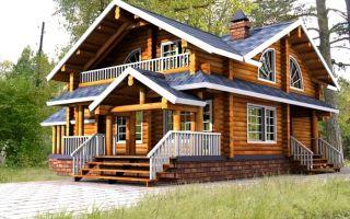 Проекты русской усадьбы: дома небольшого размера и огромные строения в этом стиле