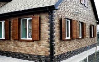 Фасадные панели из камня: характеристики и сфера применения материала