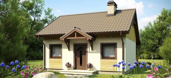 Одноэтажные дачные дома: нюансы выбора