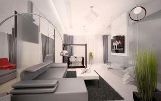 Создание проекта квартиры 38-39 кв. м: фото и дизайн