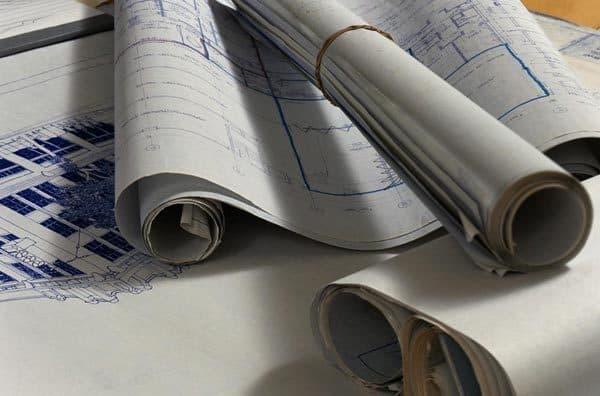 бумаги на перепланировку