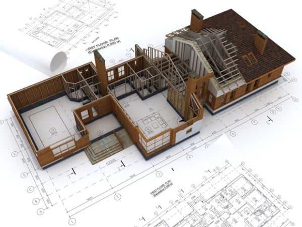 Технический план на дом