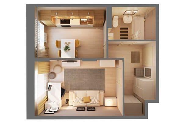 kvartira_ квартиры 40 кв м_4