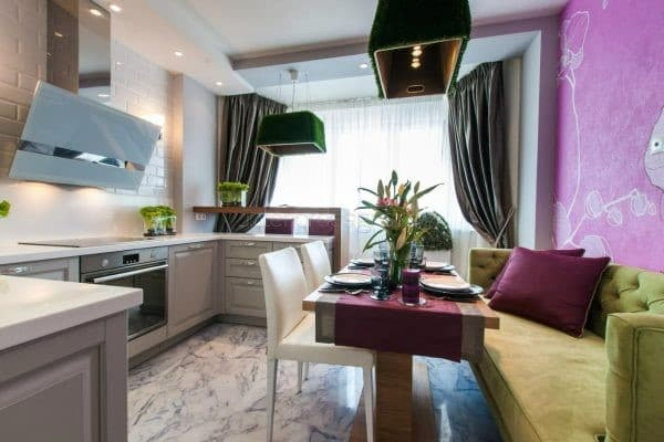 мебель для кухни-гостиной_1