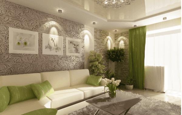 Выбор цветовой гаммы гостиной