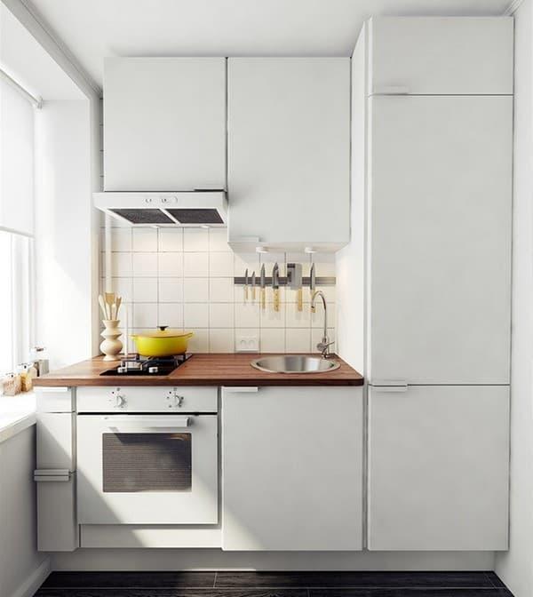 Удачный дизайн кухни_1