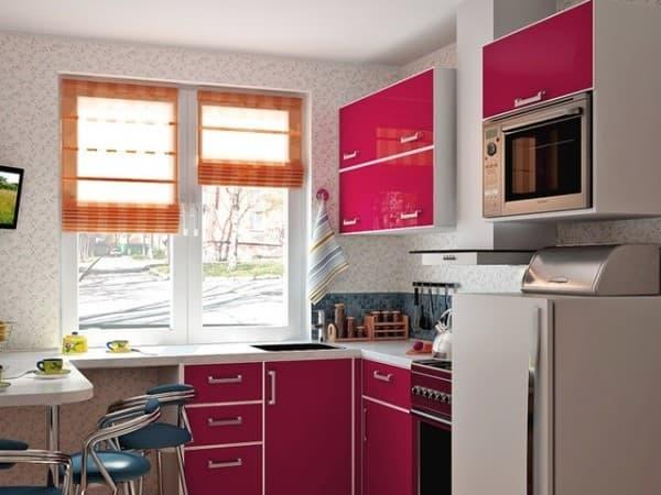 Ремонт и декор на маленькой кухне