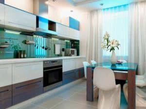 Дизайн интерьера кухни 2
