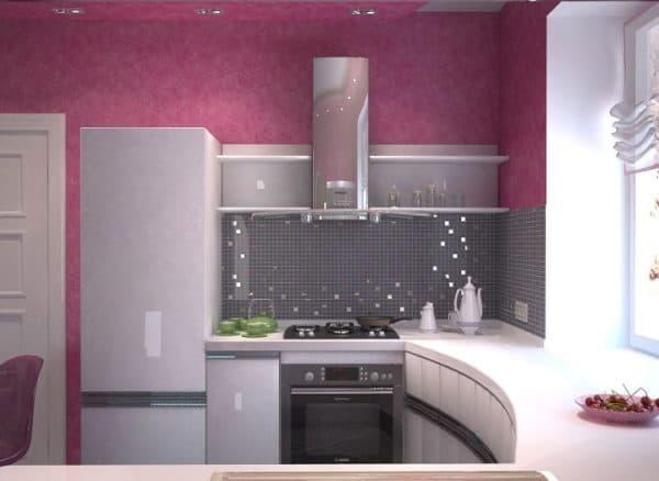 Размещение бытовой техники на кухне_1