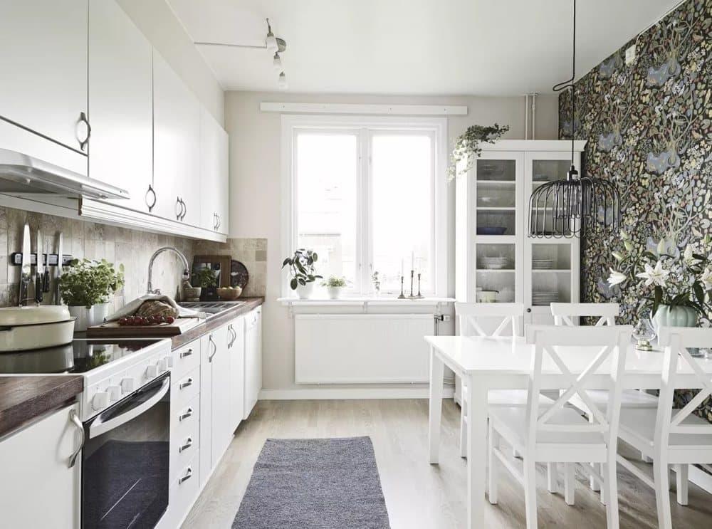 Кухня скандинавия