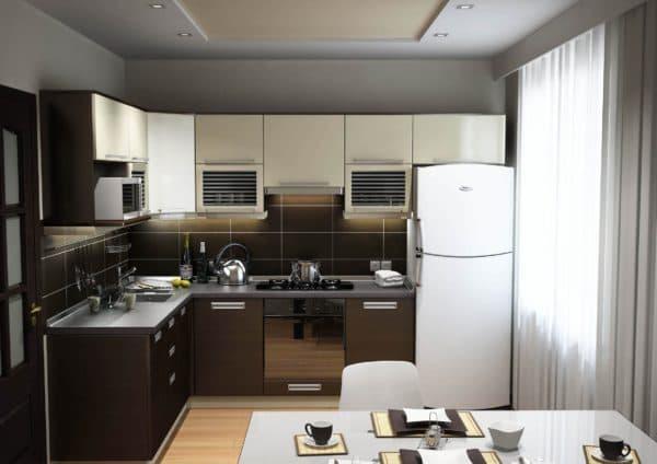 Размещение бытовой техники на кухне_2