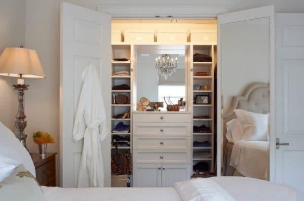 Проект гардеробной в спальне_3