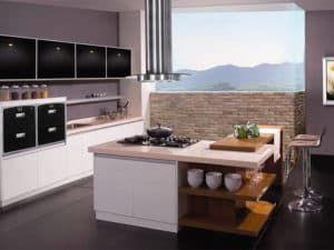 Планировка кухни 1