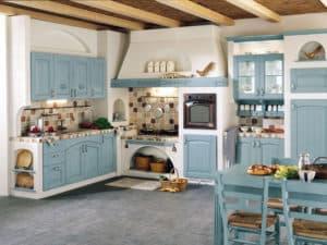 Дизайн средиземноморской кухни