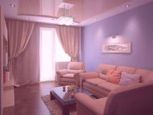 Гостиная 16 кв. м _ дизайн_2