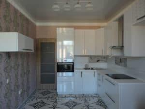 Варианты оформления кухни 9 кв.м.-2