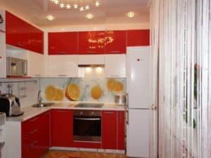 Новинки дизайна кухни 9 кв. м -6