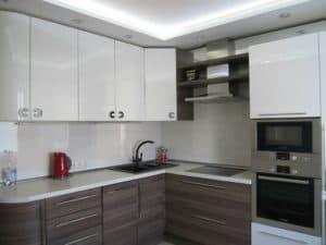 Оптимальное освещение для кухни-2
