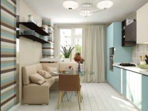 Выбор мебели для небольшого помещения _4