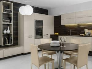 Интерьер кухни в современном стиле 1